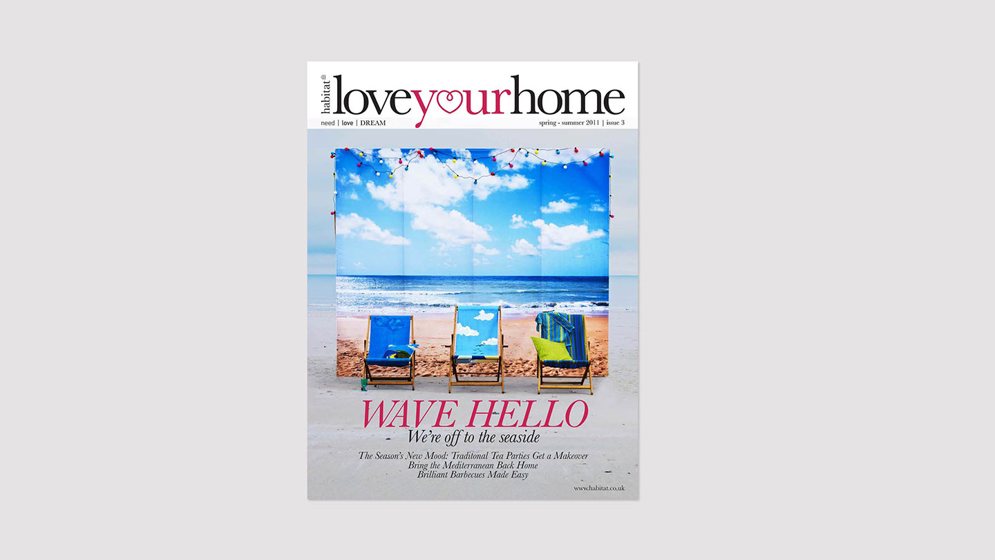 Habitat Love Your Home issue 3 spring 2011