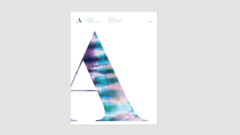 Arcadia issue 10 Autumn / Winter 2014