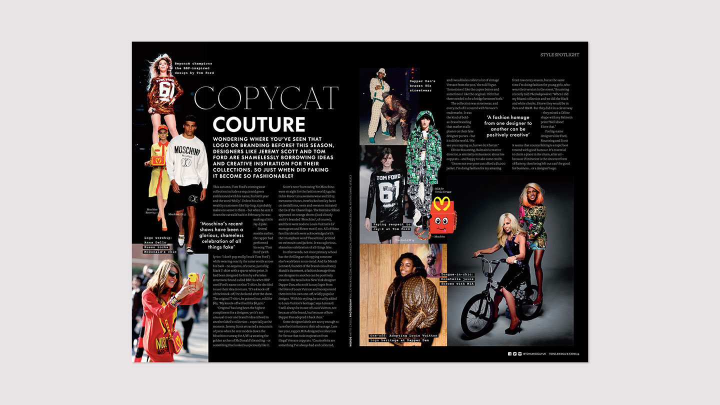 Toni&Guy issue 37 autumn 2014