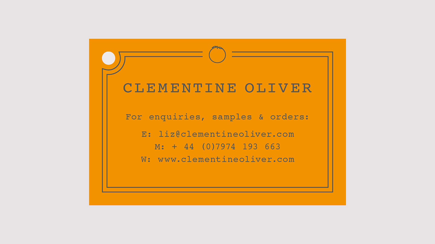 Clementine Oliver
