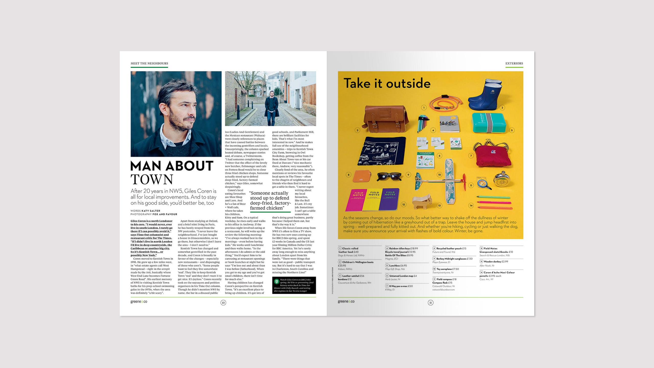 Compass magazine Issue 4 Spring 15