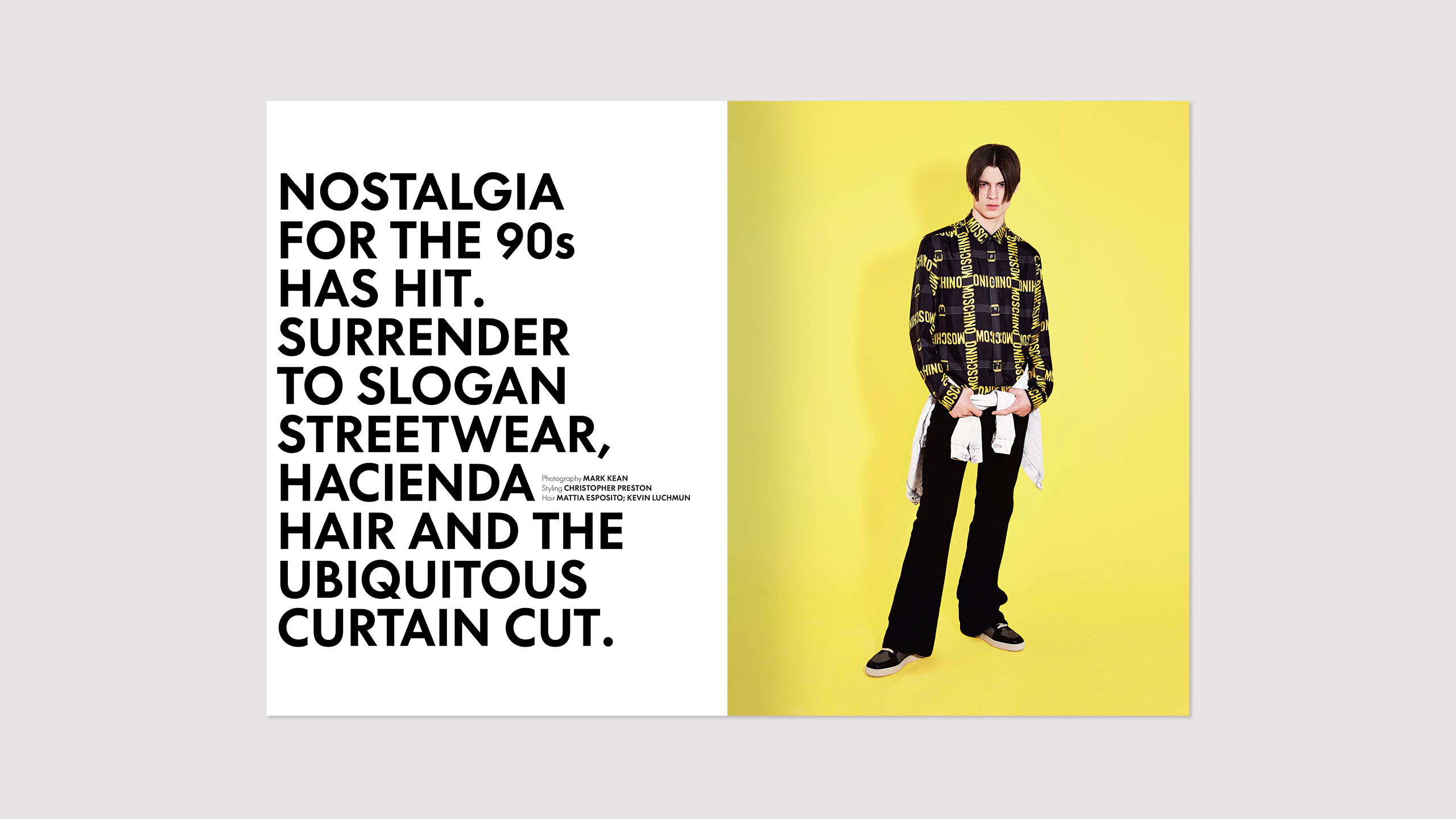 Toni&Guy spring issue 39