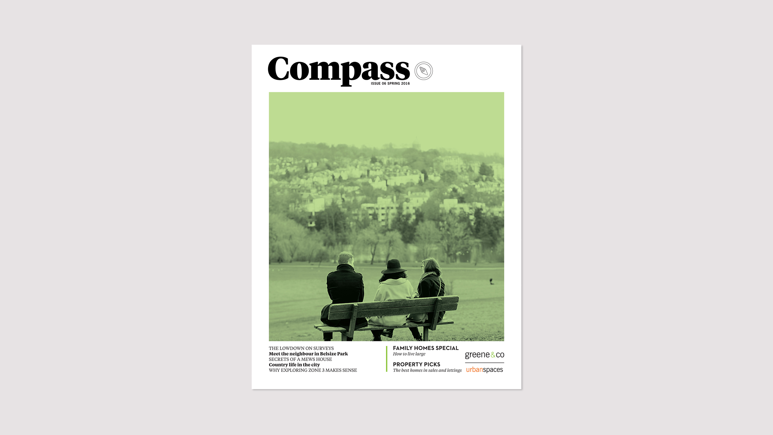 Compass magazine Issue 6 Spring 16