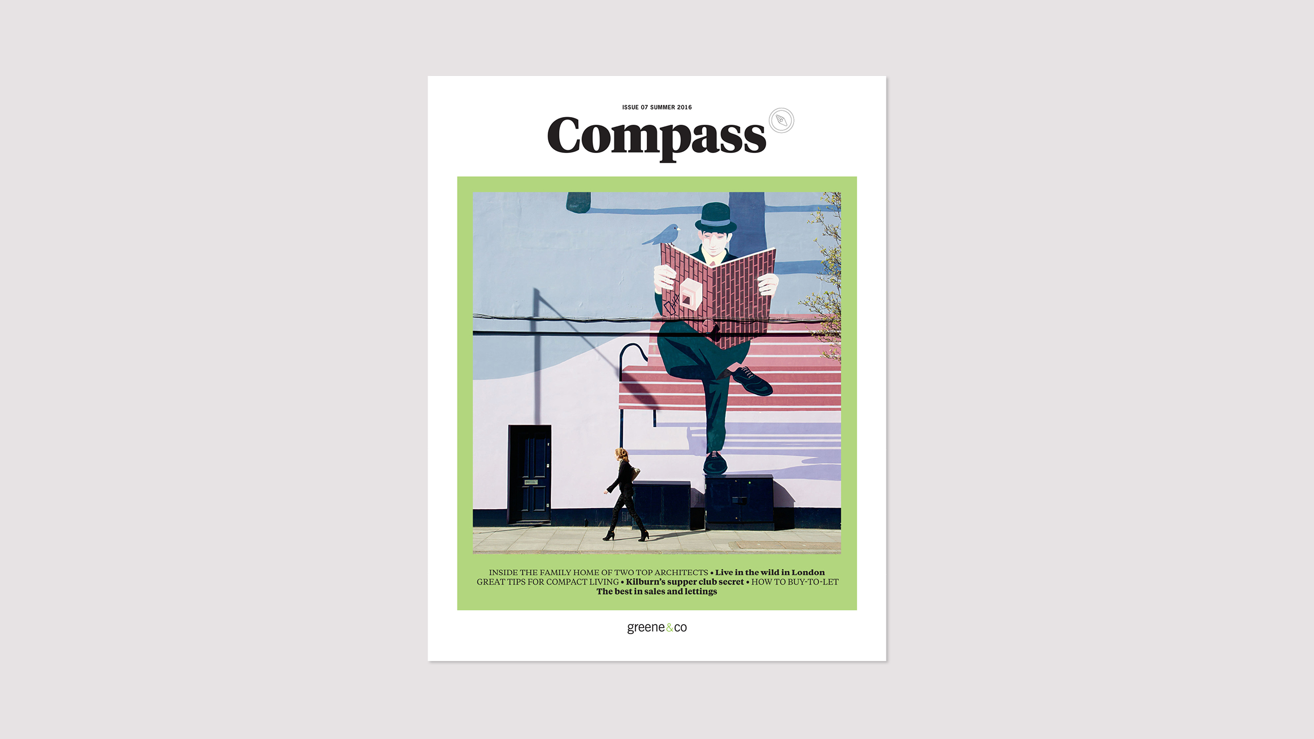 Compass magazine Issue 7 Summer 16