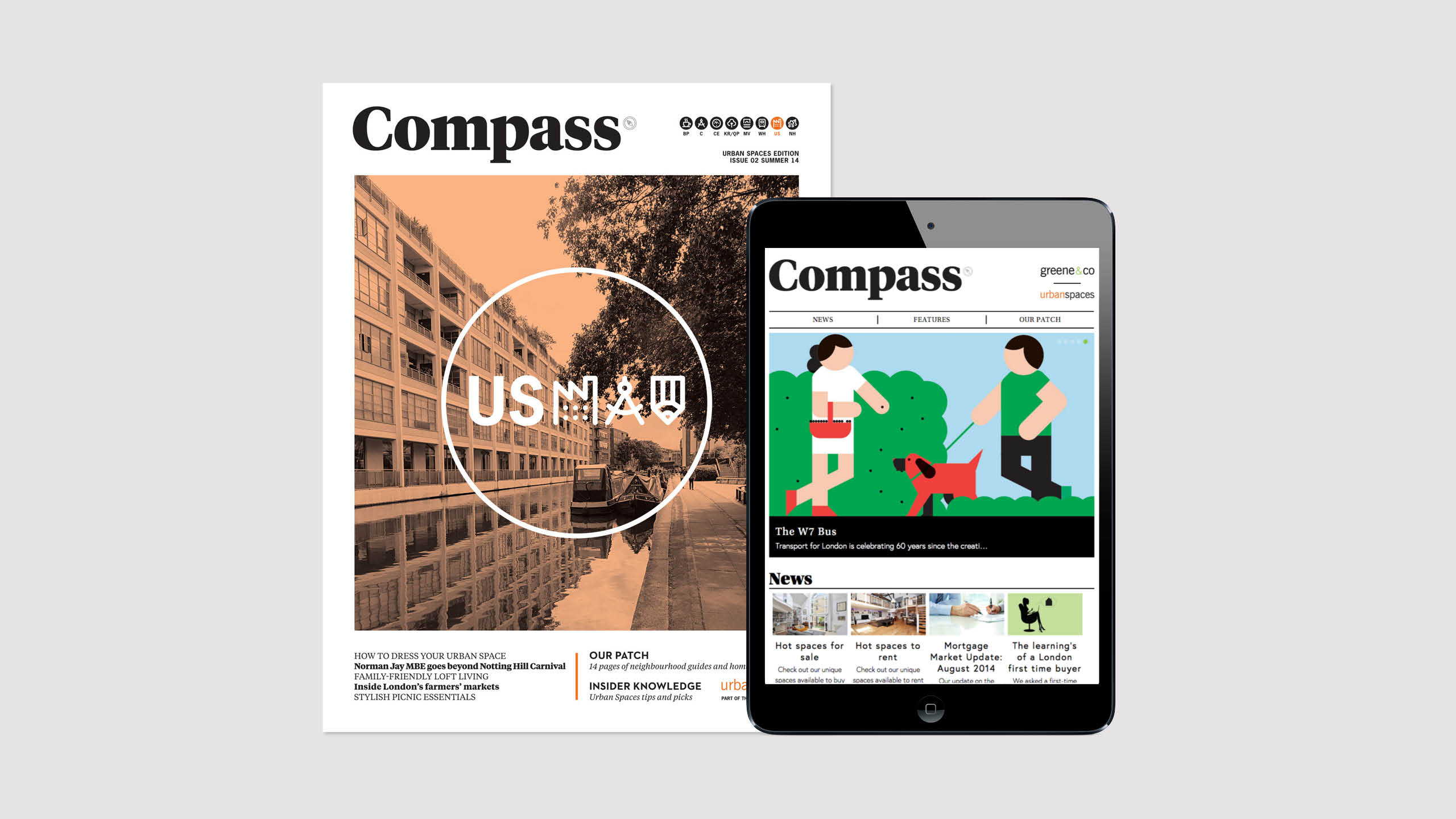 Compass magazine issue 2 summer 14