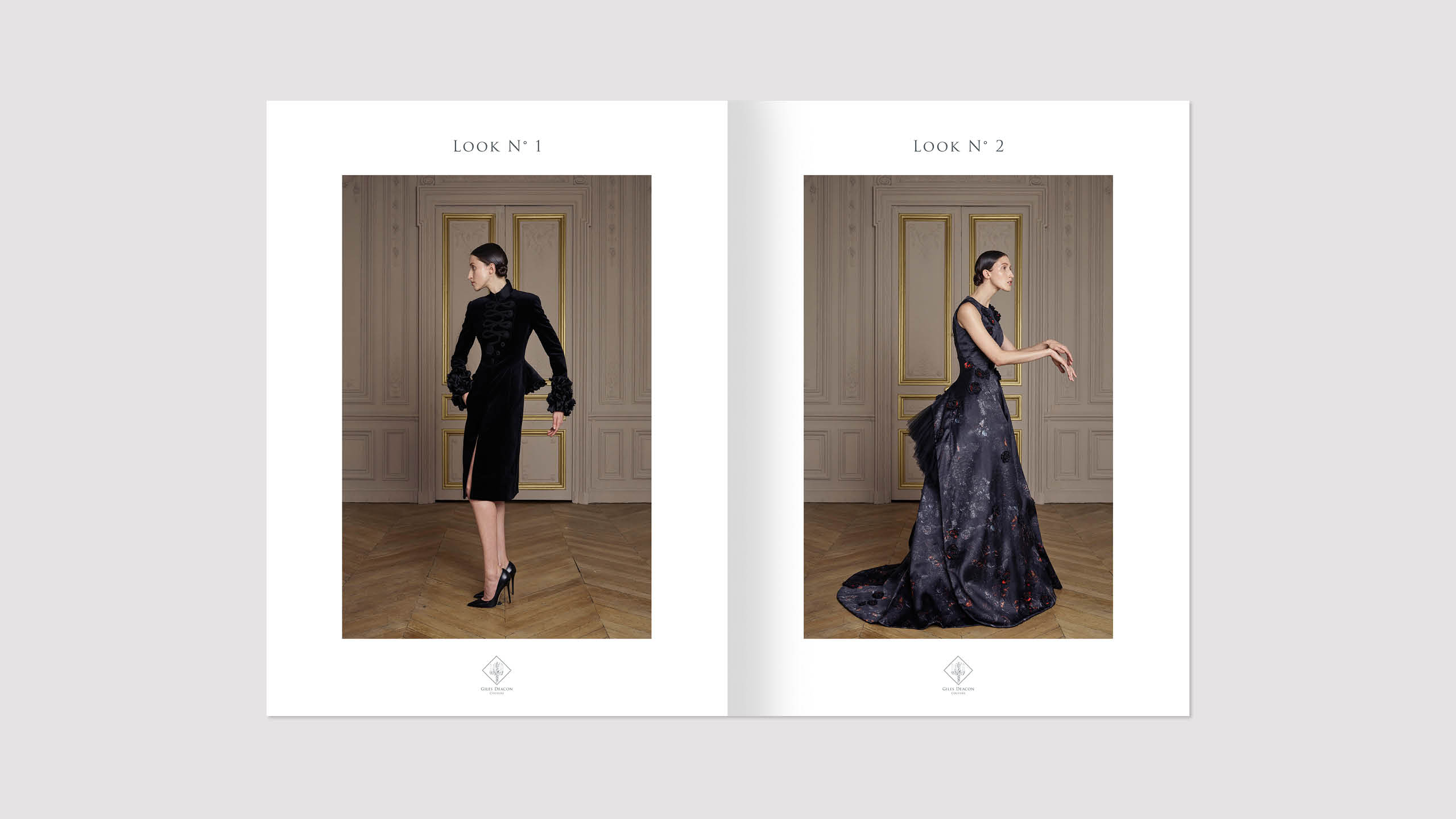 Giles Deacon Couture Photobook