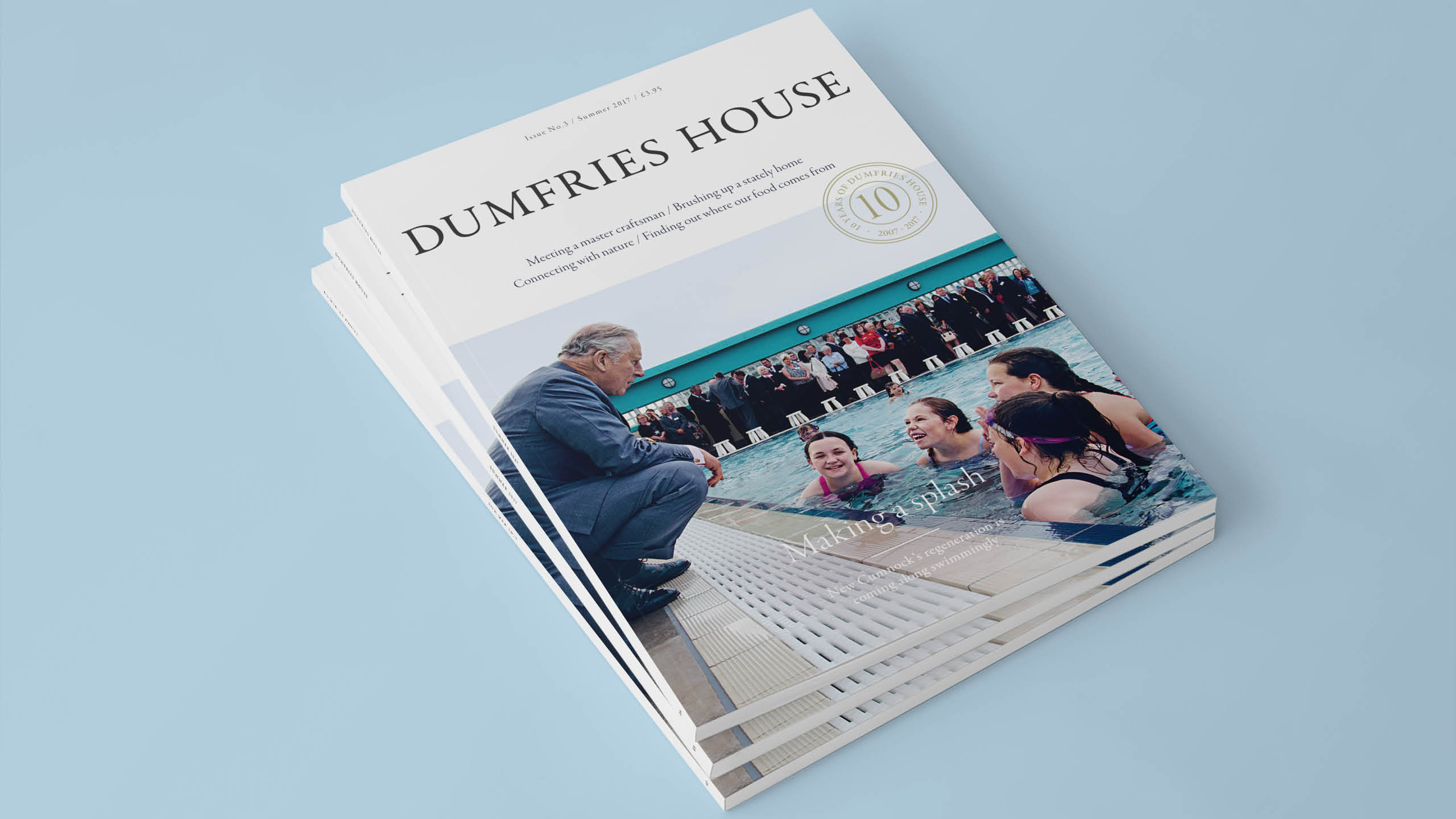 Dumfries House magazine Issue 3 Summer 2017