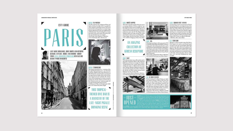 Arcadia Magazine issue 8 autumn/winter 2013