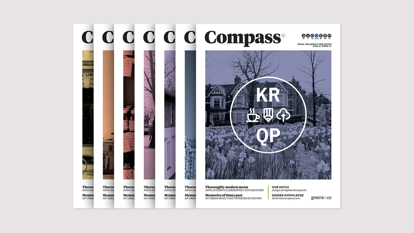 Compass magazine issue 1 spring 14