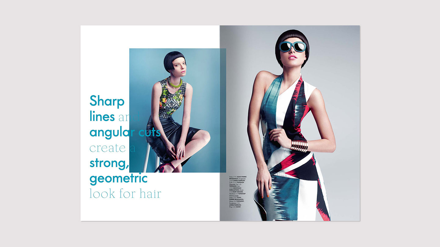 Toni&Guy issue 33 summer 2013