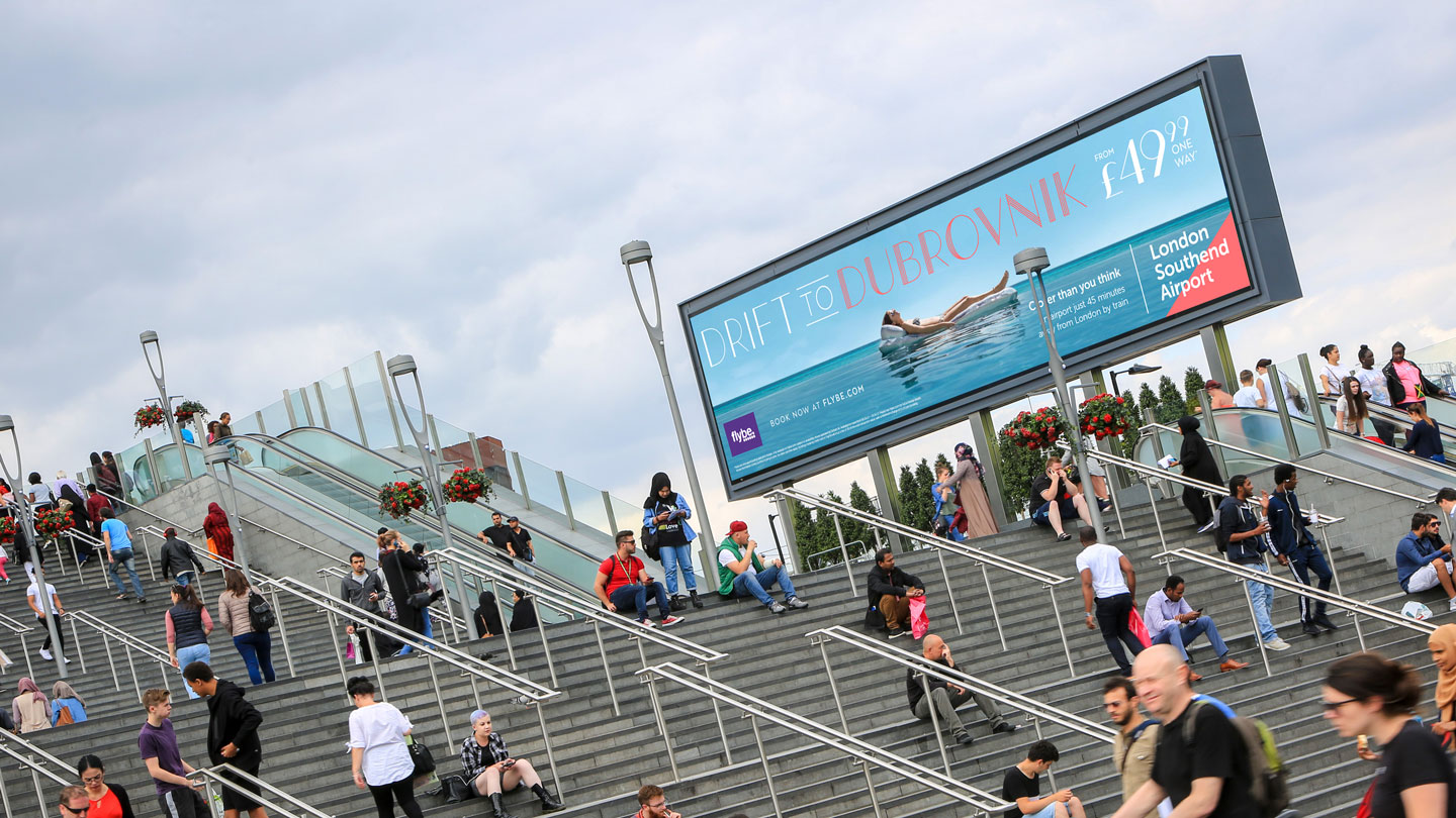 London Southend Airport Marketing Campaign