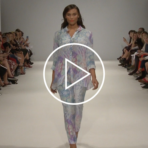 Evans Design Collective LFW show concept and video