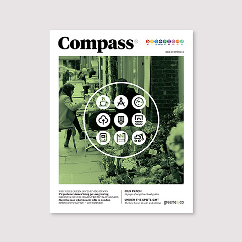 Compass magazine Issue 4 Spring 15
