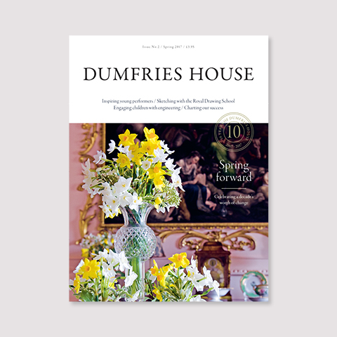 Dumfries House magazine Issue 2 Spring 2017