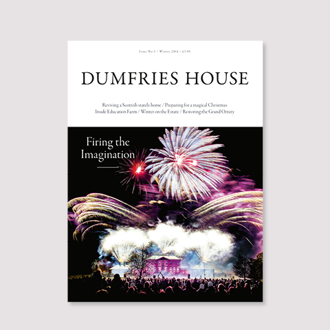 Dumfries House magazine Issue 1 Winter 2016