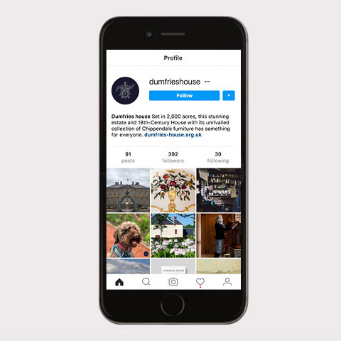 Instagram and identity building
