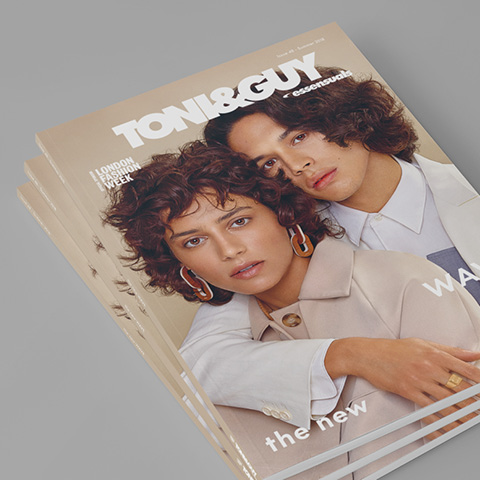 Toni & Guy Magazine Issue 48