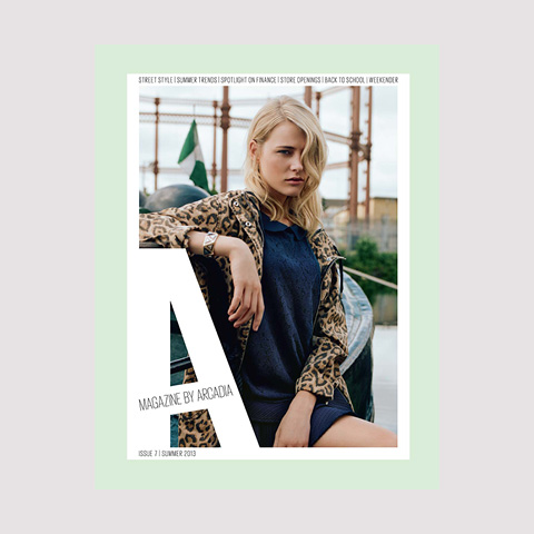 Arcadia magazine issue 7 summer 2013