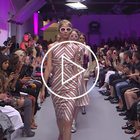 Giles S/S 15 Show video